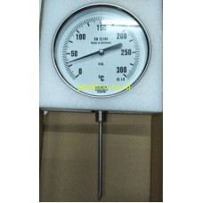 Thermometer/Thermo Gauge WIKA SS 316L Model Raket