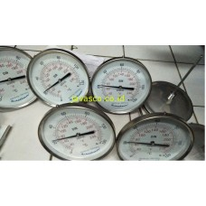 Thermometer/Thermo Gauge Armatherm SS 316L Model payung