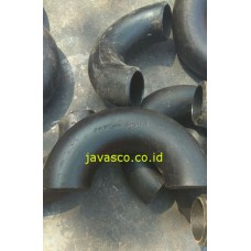 Elbow 180 Deg Long Radius Carbon Steel A234 WPB Sch 80 Seamless Benkan