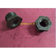 Bushing/Vlock Ring Black Steel TSP